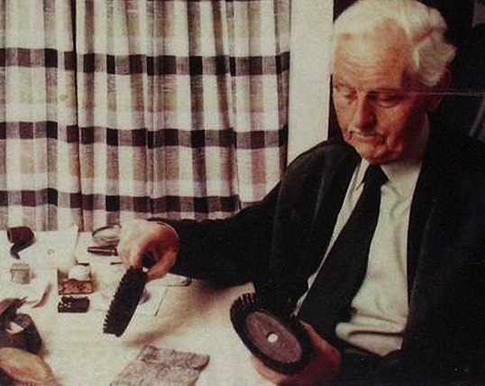 "Charles Fraser-Smith worked for MI6 & MI9 during WW2 making gadgets for secret agents, inspiring Ian Fleming's James Bond character ""Q"""