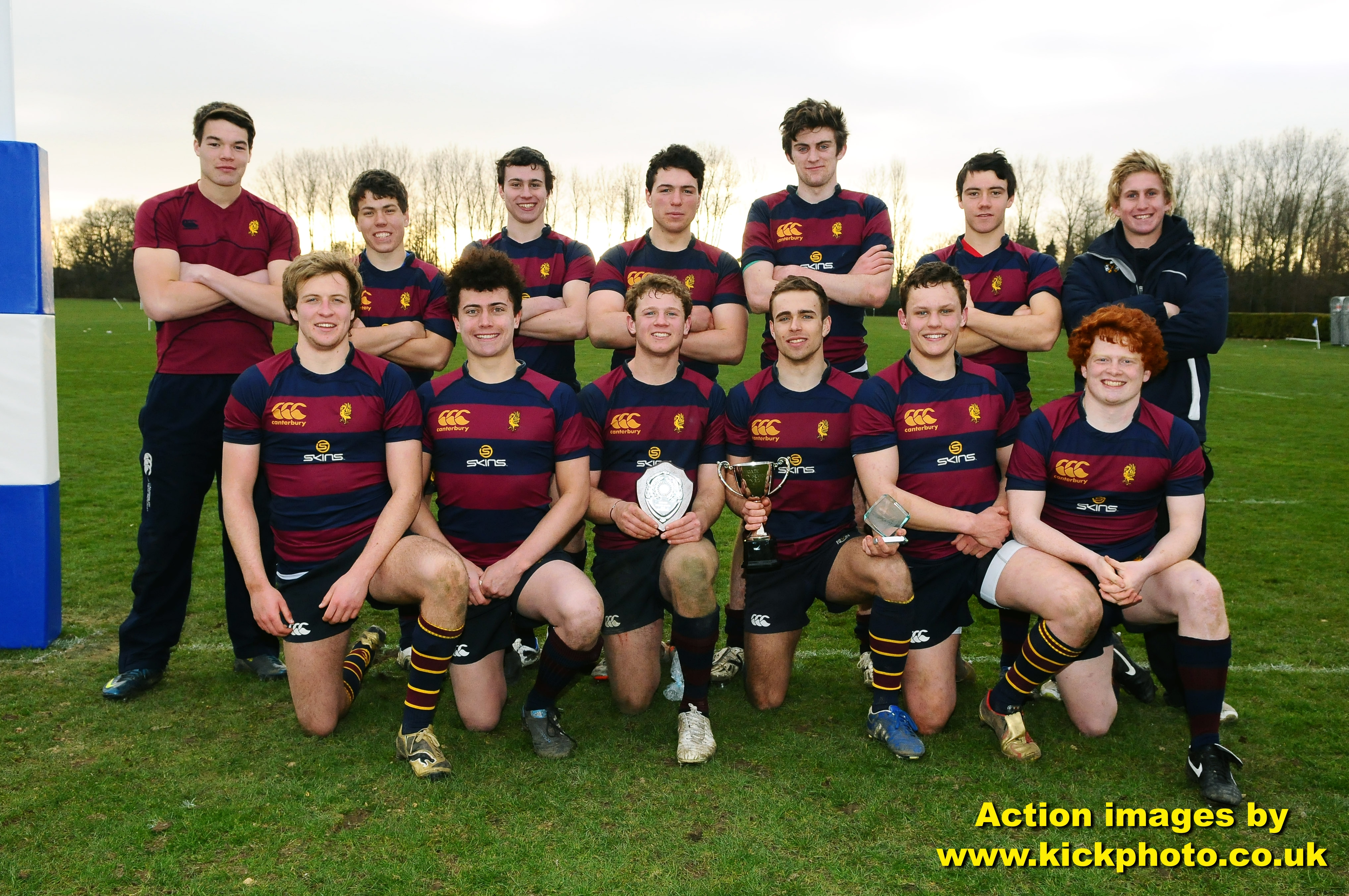 Magnificent 1st VII Winners 7s