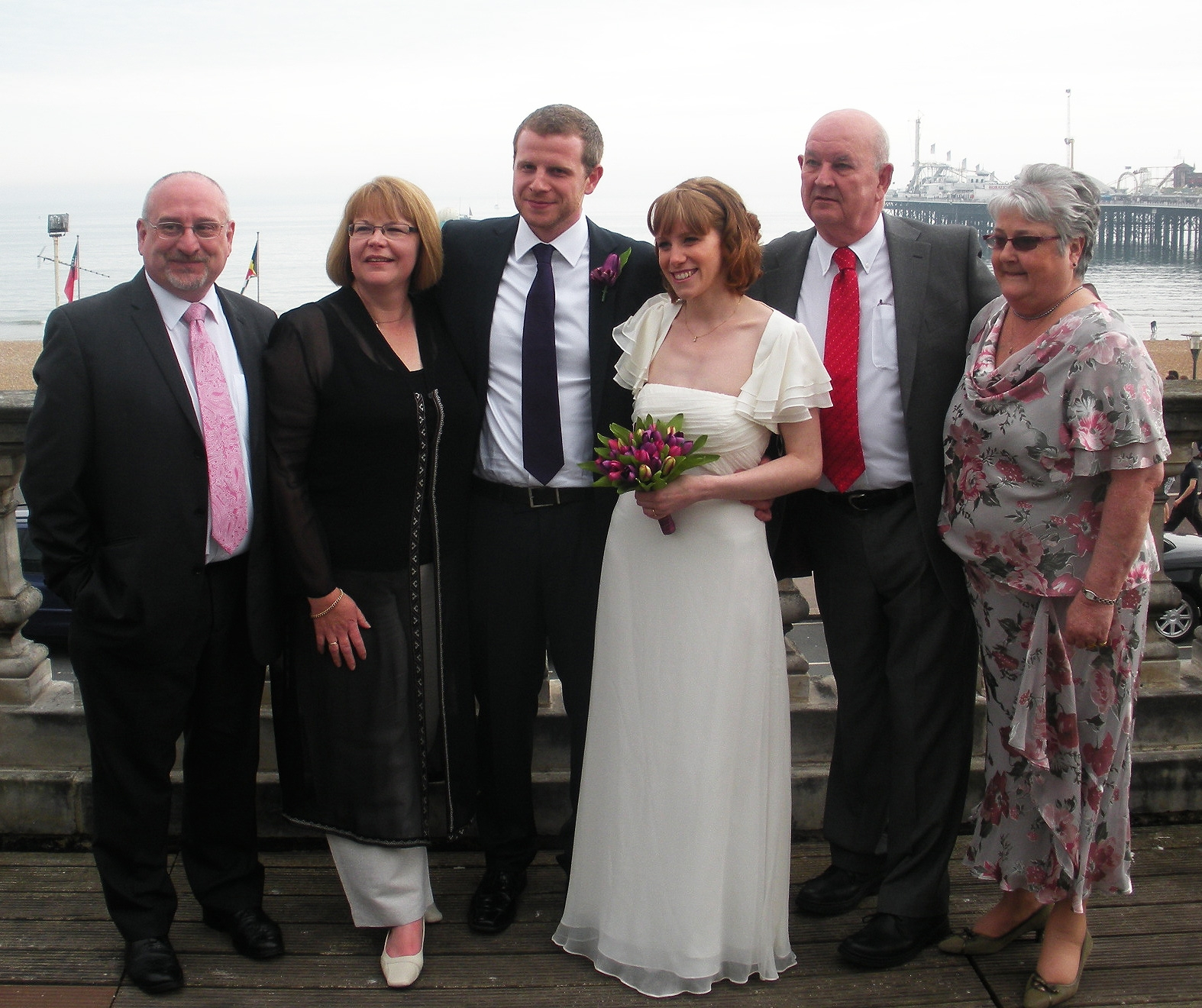 James Aiken (A. 1998-03), son of John & Fiona Aiken (A. 1976-81/F. 1979-81) and brother of Tom Aiken (A. 2003-08), married Rachel Tripp in Brighton on Saturday 16th April